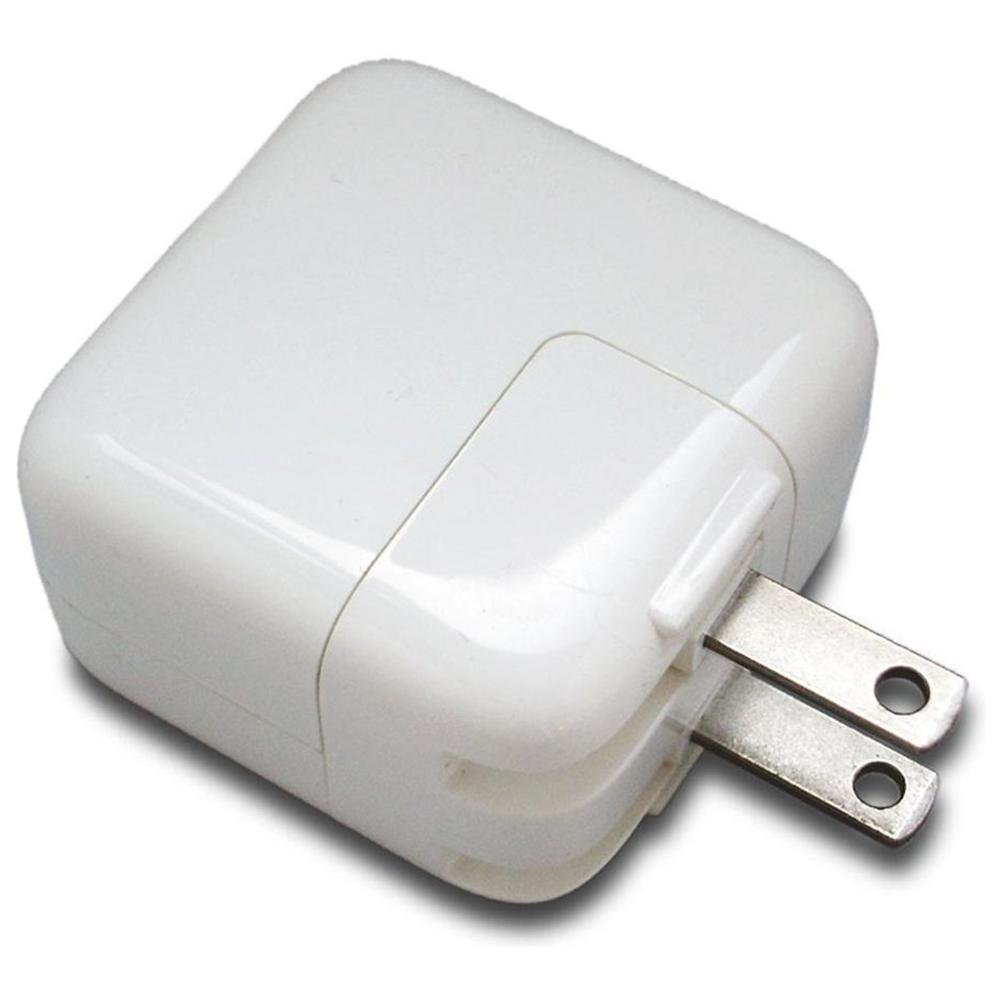 Original Apple Travel Charger USB Power Plug 12W For All Ipads (Data Cable not included) ( 1357)