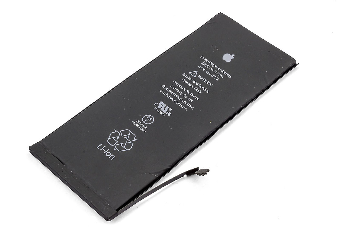"Original Apple Battery iPhone 6 Plus 5.5"" Bulk (616-0765) ( 616-0802)"