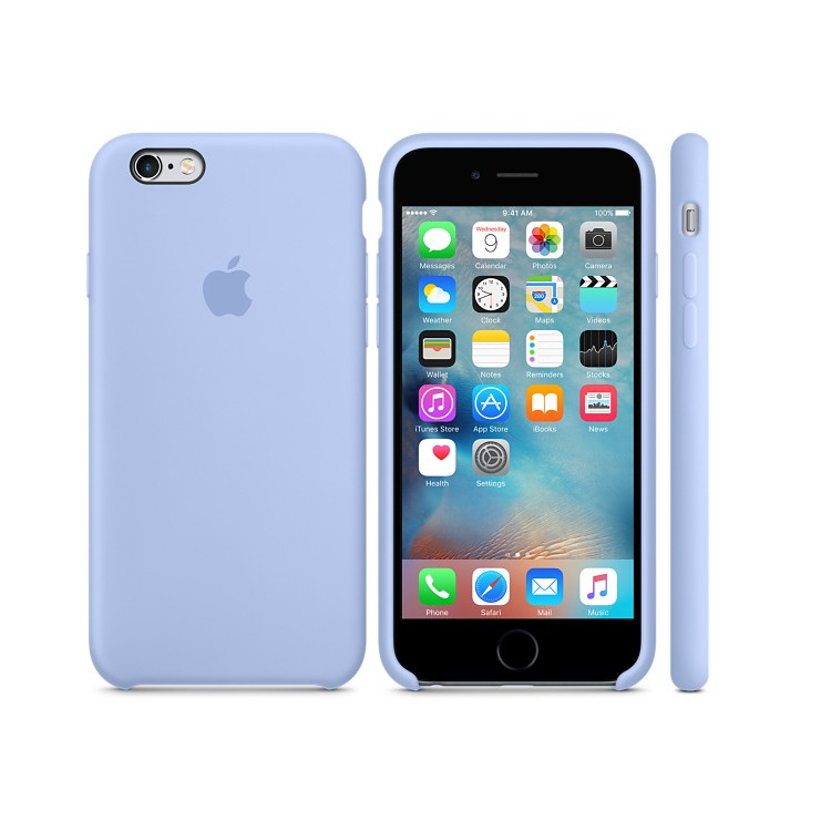 Original Apple Case Hard Silicone iPhone 6S Turquoise Retail