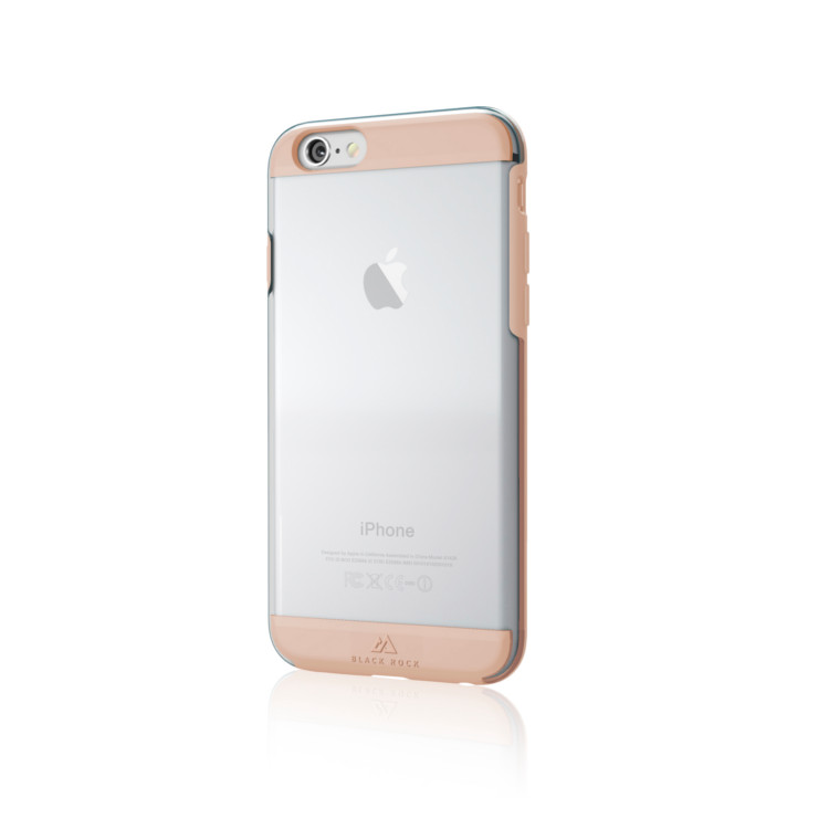 Original Black Rock iPhone 6/6S Air Case Rose Gold