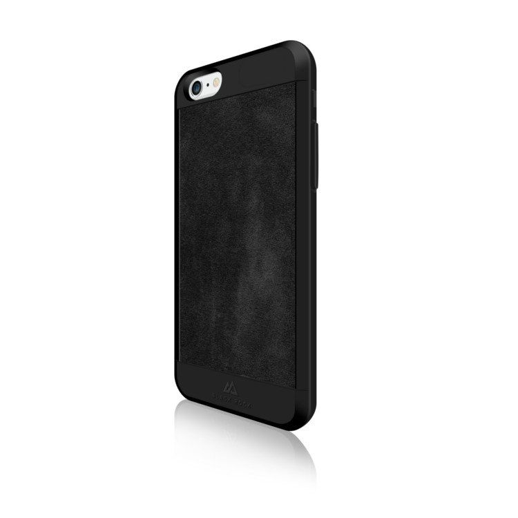Original Black Rock iPhone 6/6S Material Case Suede Black