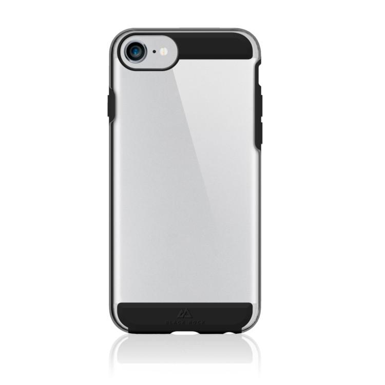 Original Black Rock iPhone 7 Air Case Transparent w/ Black