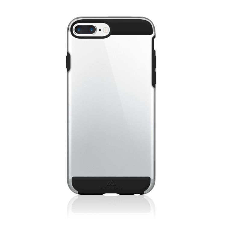 Original Black Rock iPhone 7 Plus / 6/6S Plus.. Air Protect Case Transparent w/ Black