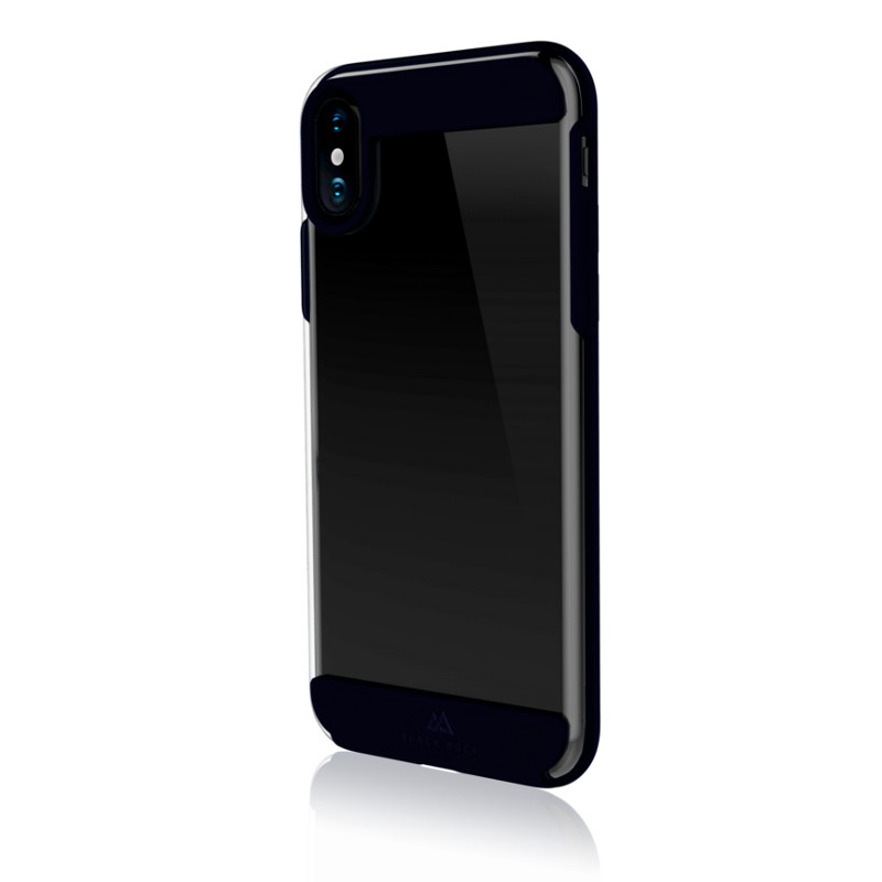 Original Black Rock iPhone X Air Protect Case Dark Navy