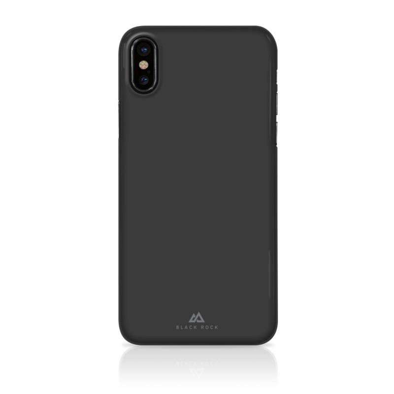 Original Black Rock iPhone X Ultra Thin Iced Case Black