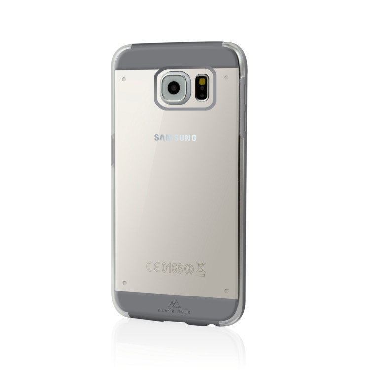 Original Black Rock Galaxy S7 Air Case Grey
