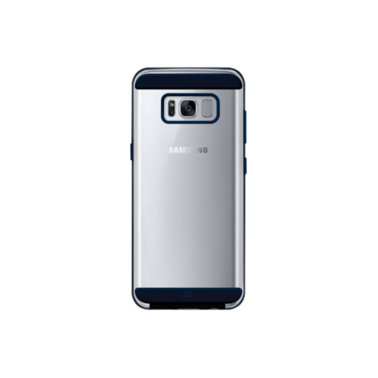Original Black Rock Air Case Samsung Galaxy S8 Clear / Blue