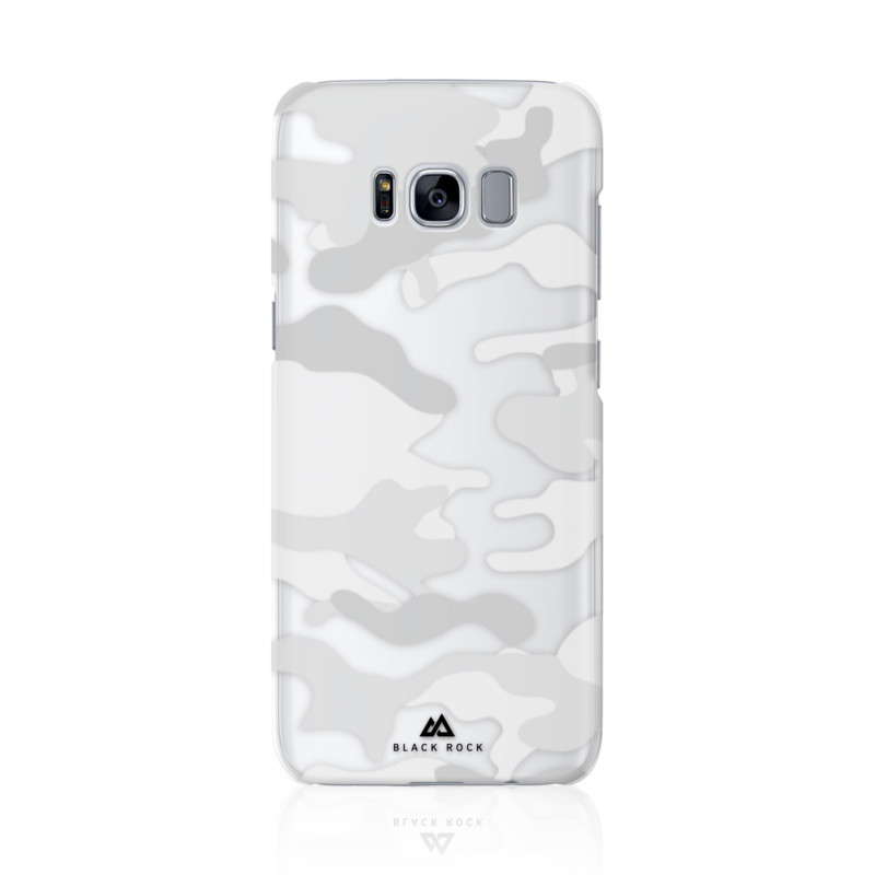 Original Black Rock Camouflage Case Samsung Galaxy S8 Clear