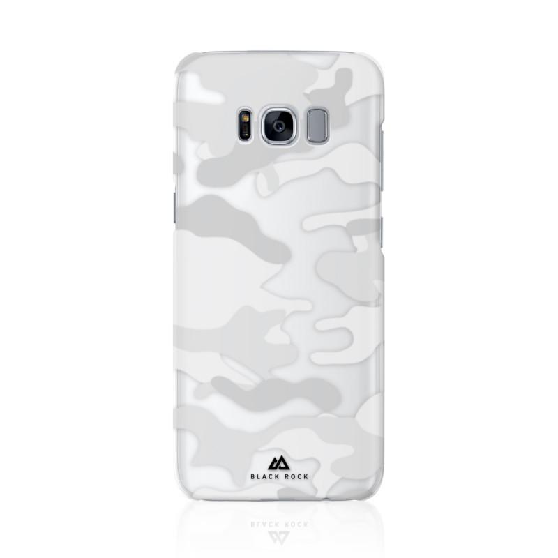 Original Black Rock Case Samsung Galaxy S8 Plus Camouflage Clear