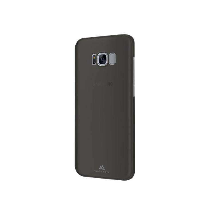 Original Black Rock Samsung Galaxy S8 Plus Ultra Thin Iced Transparent Black