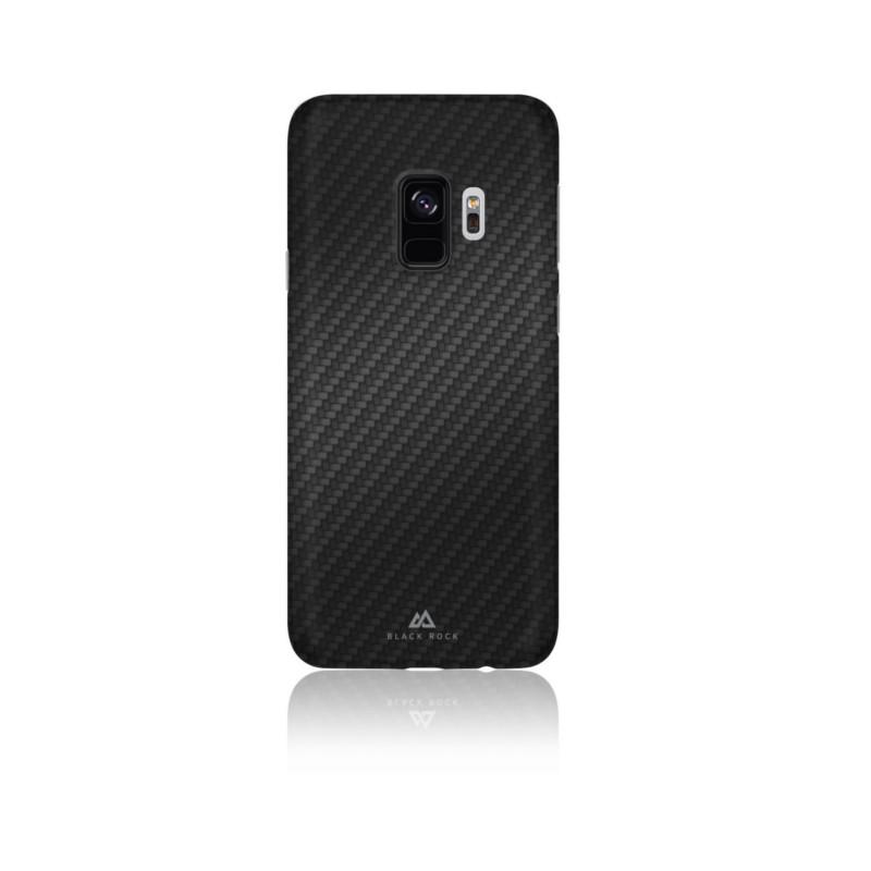 Original Black Rock Samsung Galaxy S9 Ultra Thin Iced Case Flex Carbon Black....