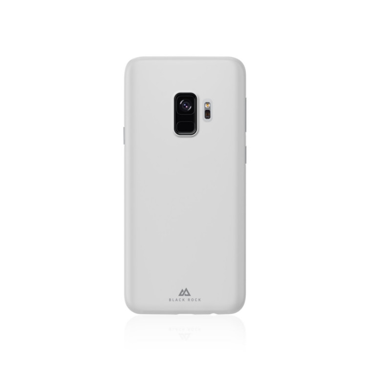 Original Black Rock Samsung Galaxy S9 PLUS Ultra Thin Iced Case Clear Black