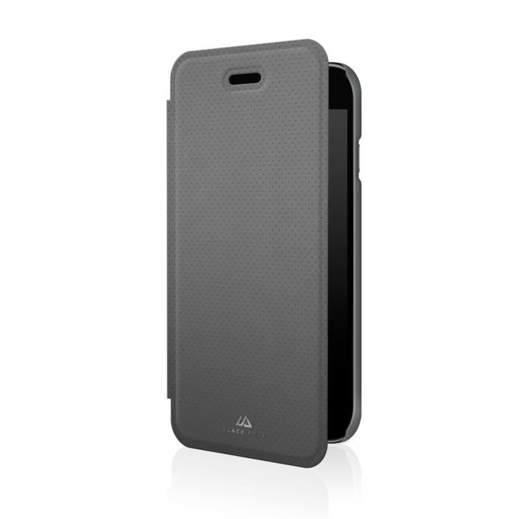 Original Black Rock Huawei P9 Lite Material Booklet Mesh Grey