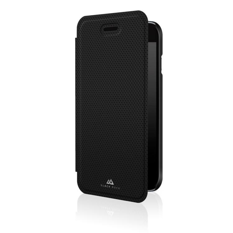 Original Black Rock Huawei P9 Lite Material Booklet Mesh Black