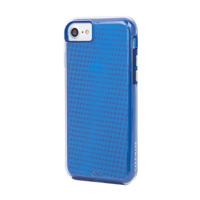 Original Case-Mate iPhone 6 / 6s / 7 Tough Translucent - Clear/Blue