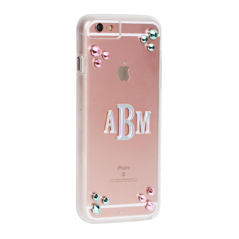 Original Case-Mate iPhone 6 / 6s / 7 Plus Naked Tough Custom - Clear (Glossy) w/ Clear Bumper