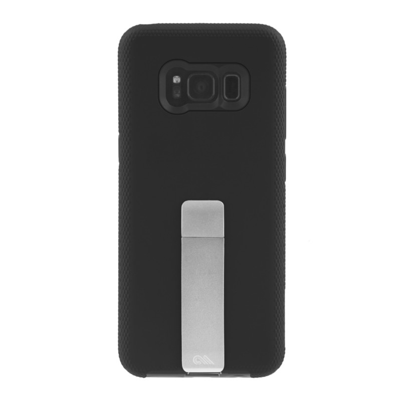 Original Case-Mate Samsung Galaxy S8 Tough Stand - Black/Silver..