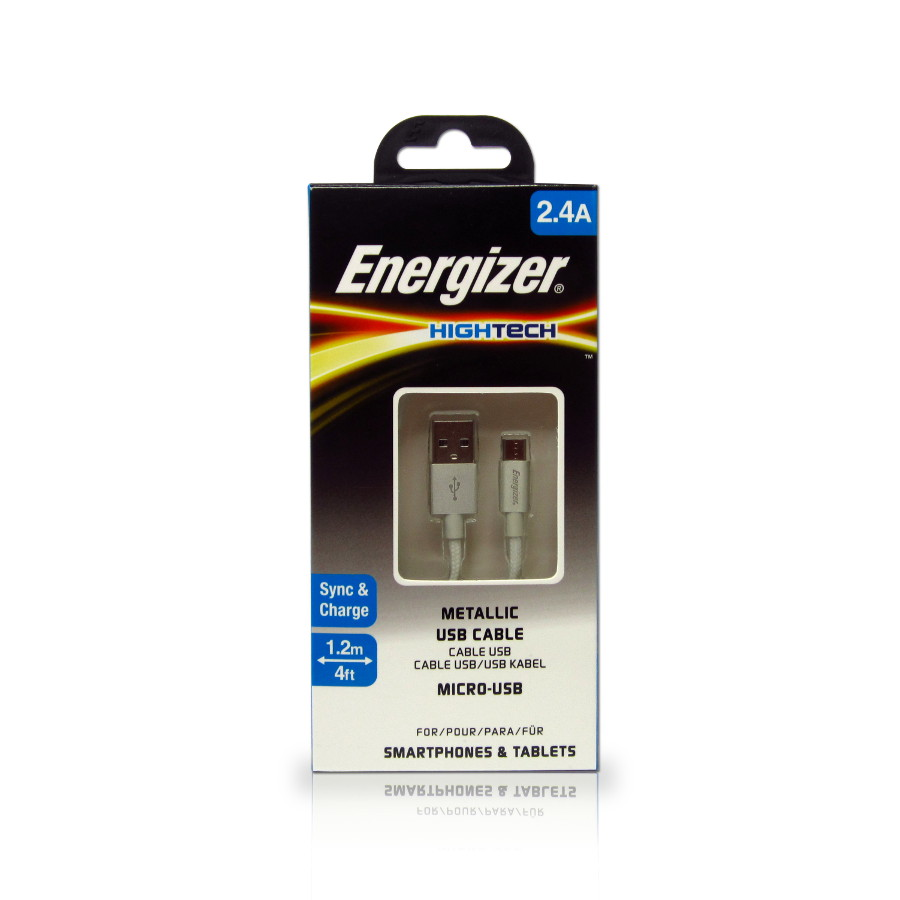 original-energizer-data-cable-lightning-high-tech-mfi-4ft-12m-metallic-silver-retail