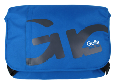 "Original Golla Universal Messenger Bag 16"" Fanata Blue Retail"