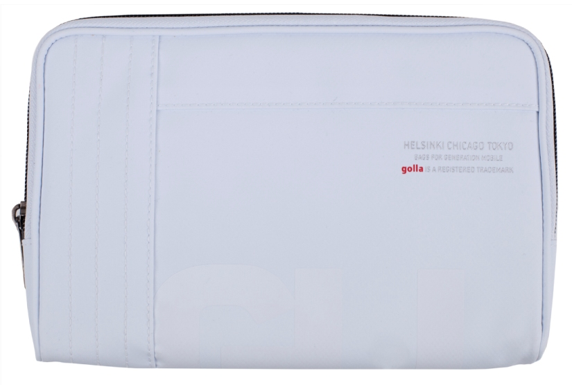 Original Golla Sleeve Envelope G1508 For Ipad Mini Sean White Retail