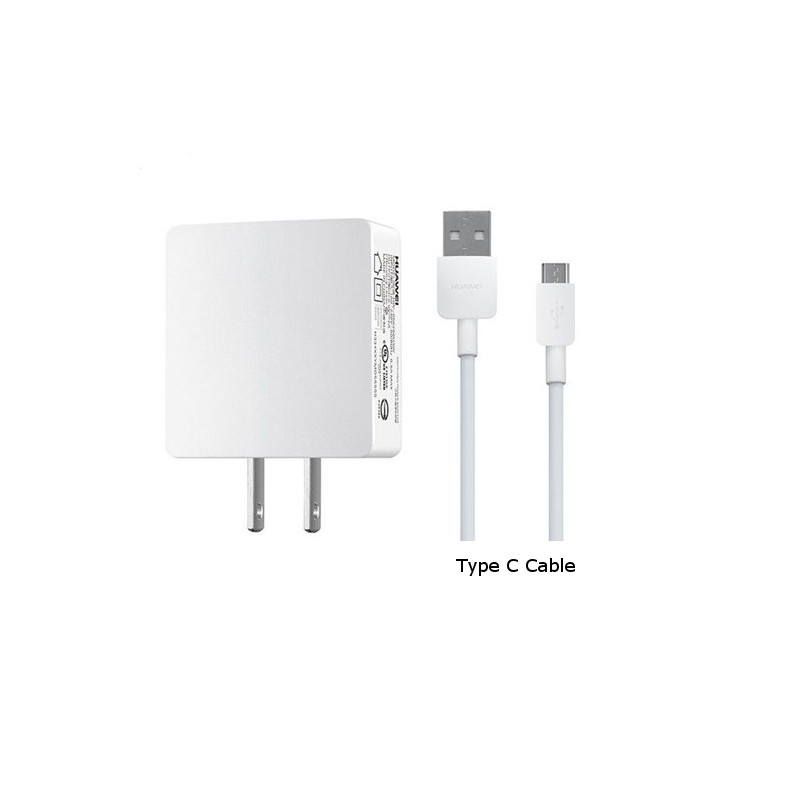 original-huawei-travel-charger-micro-usb-2amp-power-plug-with-type-c-data-cable-white-bulk