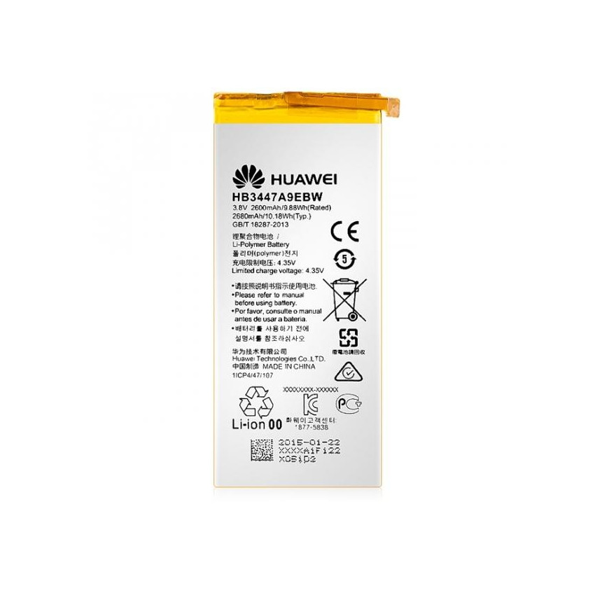 Original Huawei Battery P8 Bulk