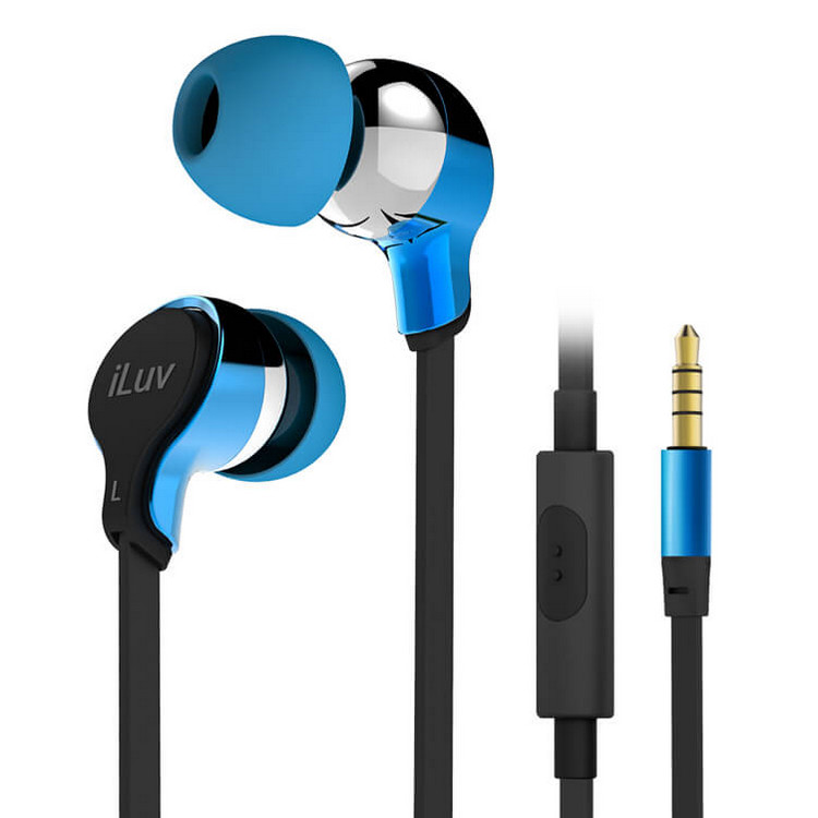 original-iluv-stereo-hands-free-with-mic-remote-35mm-party-on-talk-blue-retail