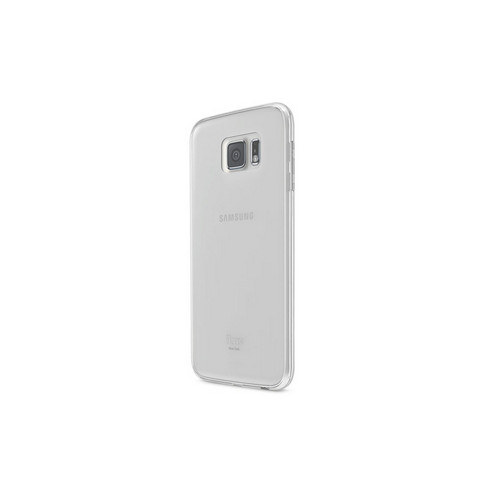Original iLuv Case Samsung Galaxy S6 Gelato TPU Semi Clear White