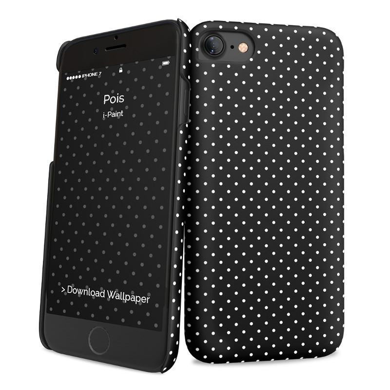 Original i-Paint Case iPhone 7 Hard POIS