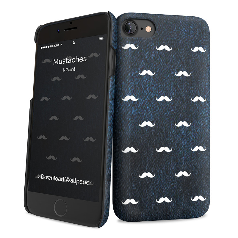 original-i-paint-case-iphone-7-hard-mustaches