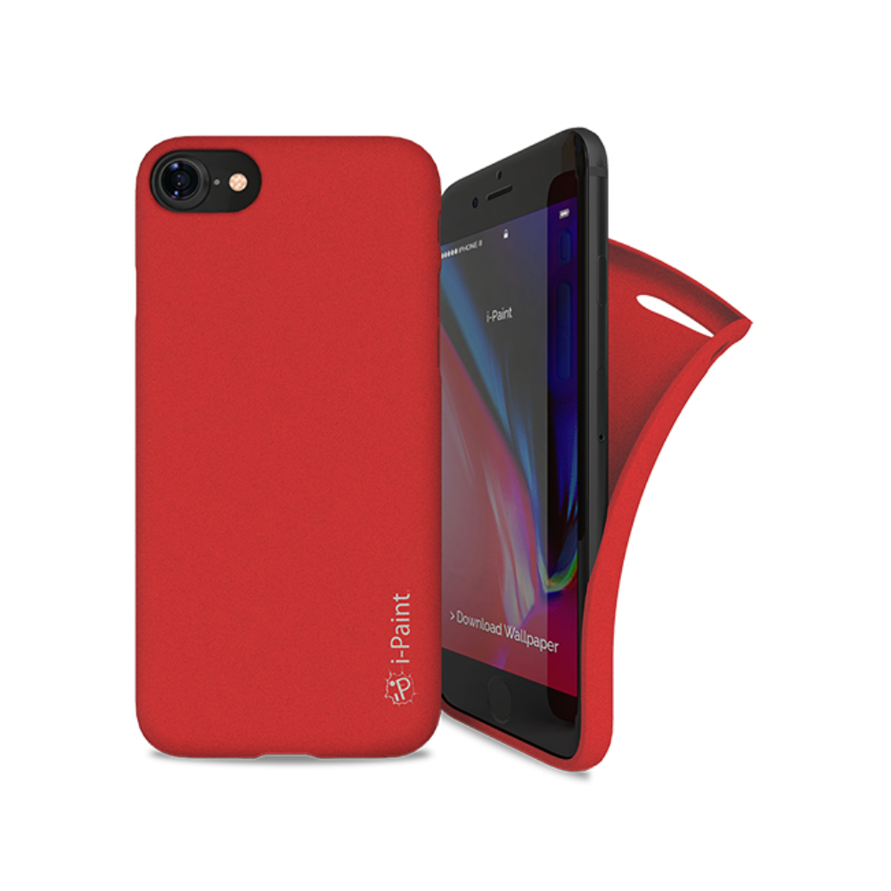 original-i-paint-case-iphone-8-iphone-77s-iphone-66s-sand-case-red