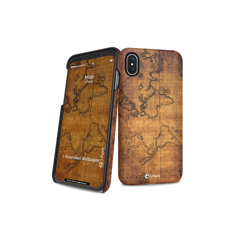 original-i-paint-case-iphone-x-hard-case-map