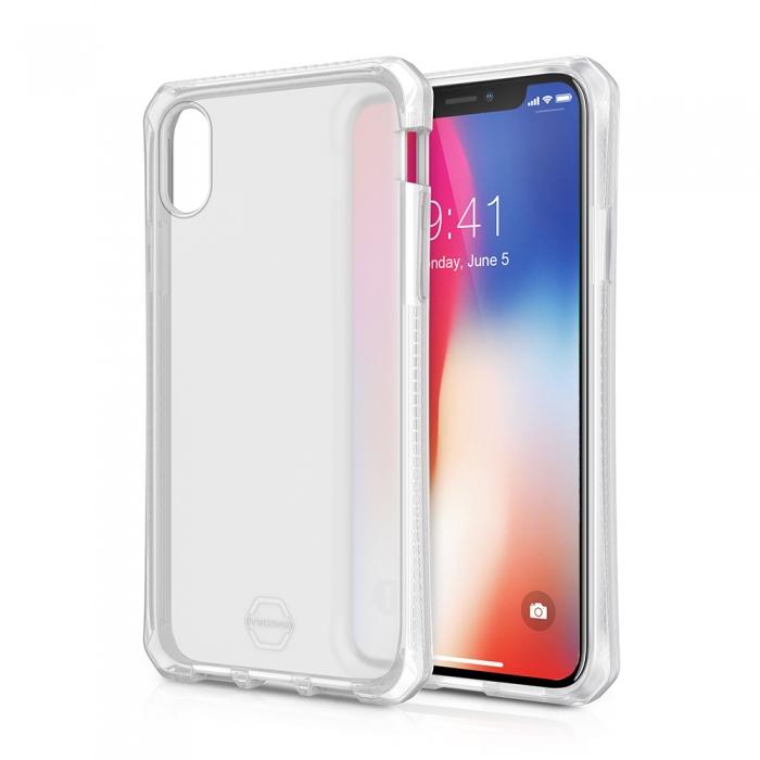Original ITSKINS case Spectrum Frost iPhone X Transparent Retail