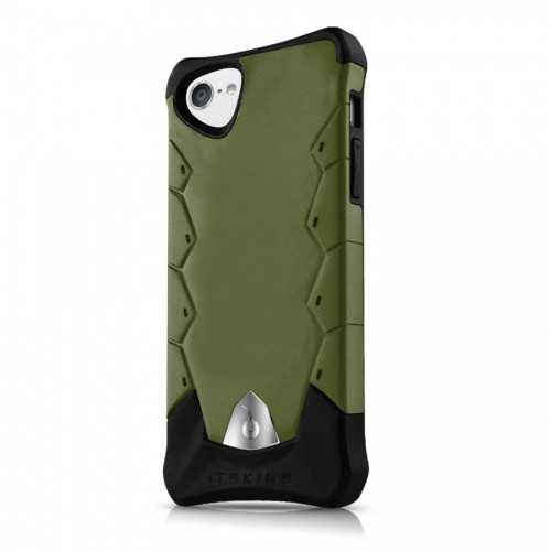 Original ITSKINS Case Inferno iPhone 5C Green Smooth Retail