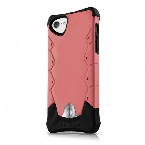 Original ITSKINS Case Inferno iPhone 5C Pink/Black Retail