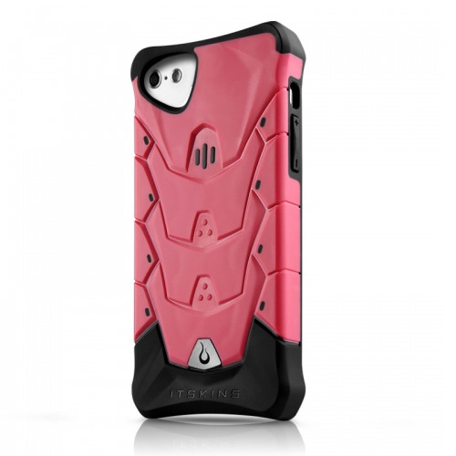 Original ITSKINS Case Inferno iPhone 5C Pink Retail