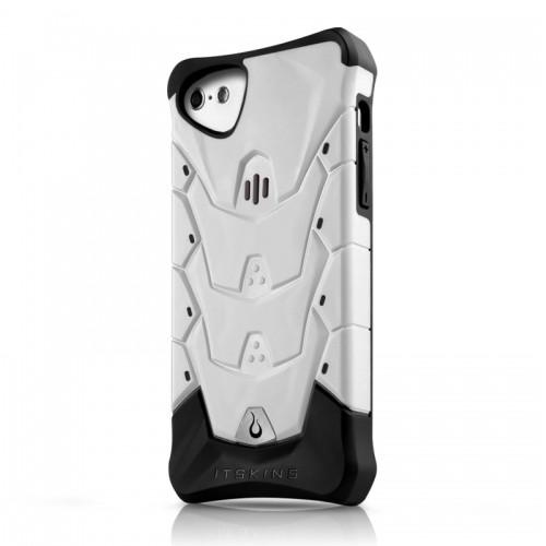 Original ITSKINS Case Inferno iPhone 5C White Retail