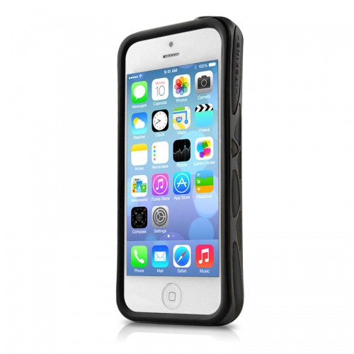 Original ITSKINS Case Venum 2.0 Bumper iPhone 5C Black Retail