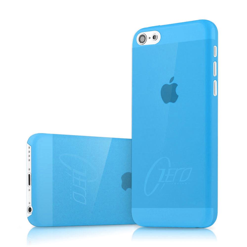 Original ITSKINS Case Zero.3 iPhone 5C Blue Retail