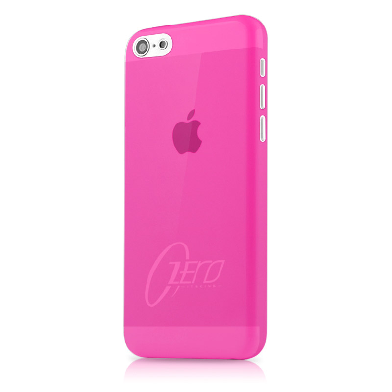 Original ITSKINS Case Zero.3 iPhone 5C Pink Retail