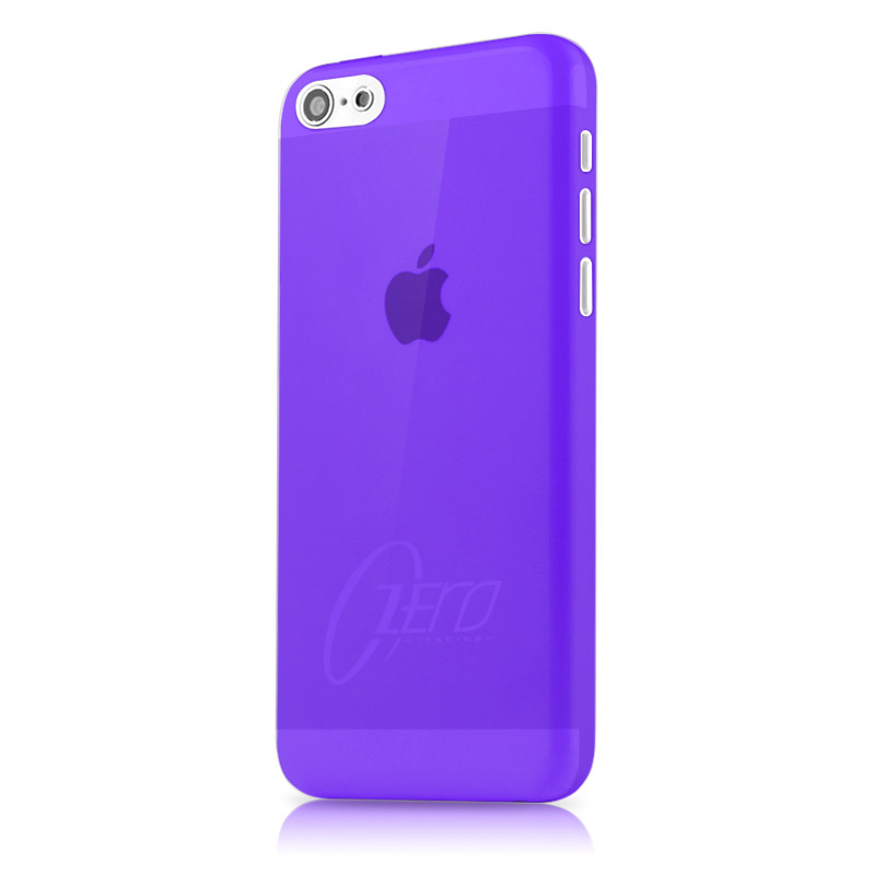 Original ITSKINS Case Zero.3 iPhone 5C Purple Retail