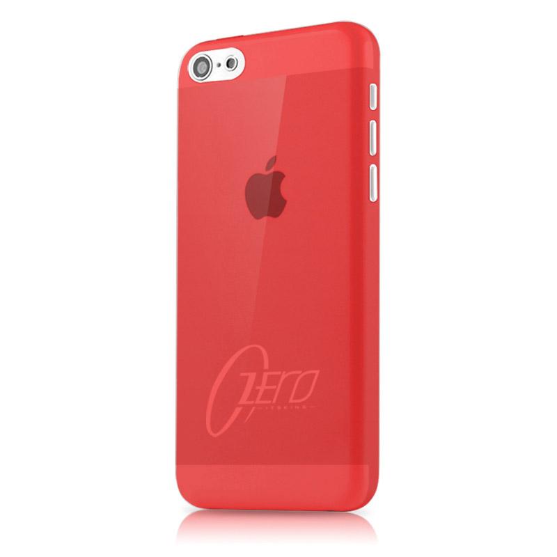 Original ITSKINS Case Zero.3 iPhone 5C Red Retail