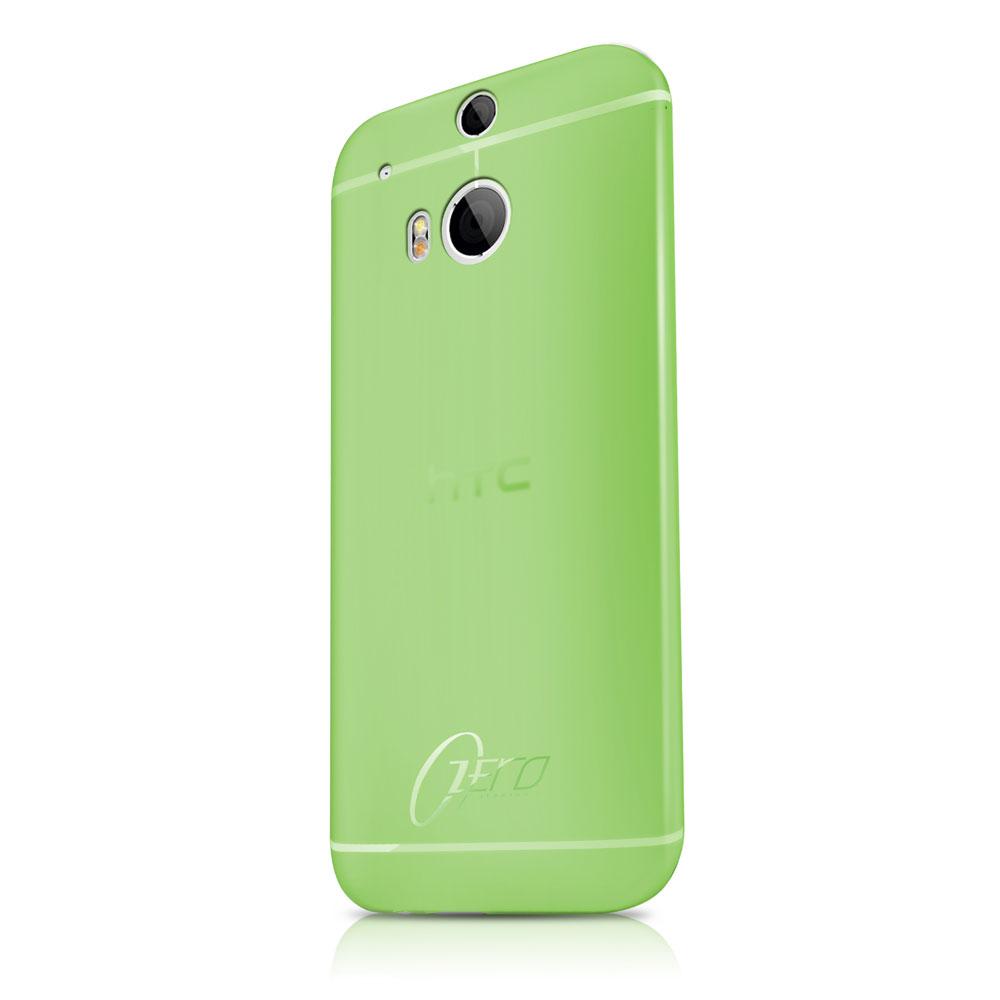 Original ITSKINS Case Zero 360 HTC One M8 Green Retail