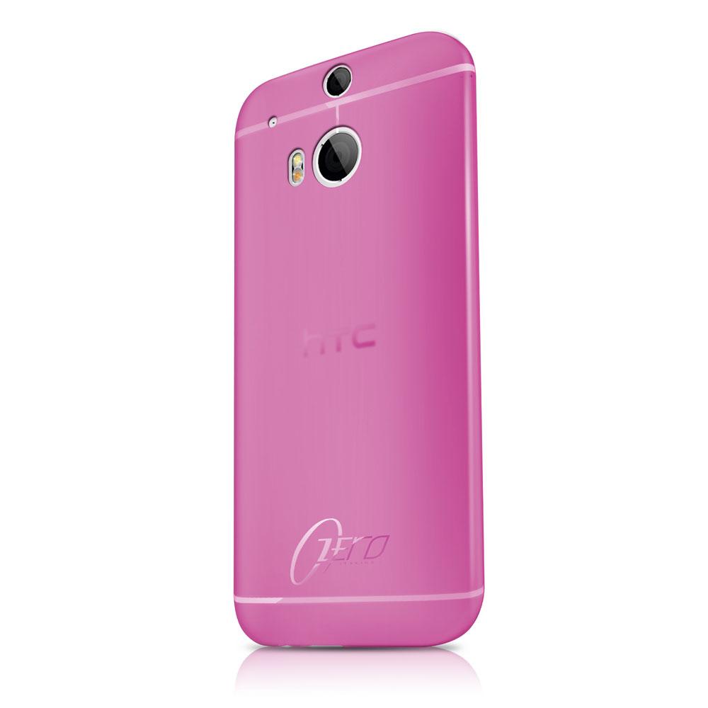 Original ITSKINS Case Zero 360 HTC One M8 Pink Retail
