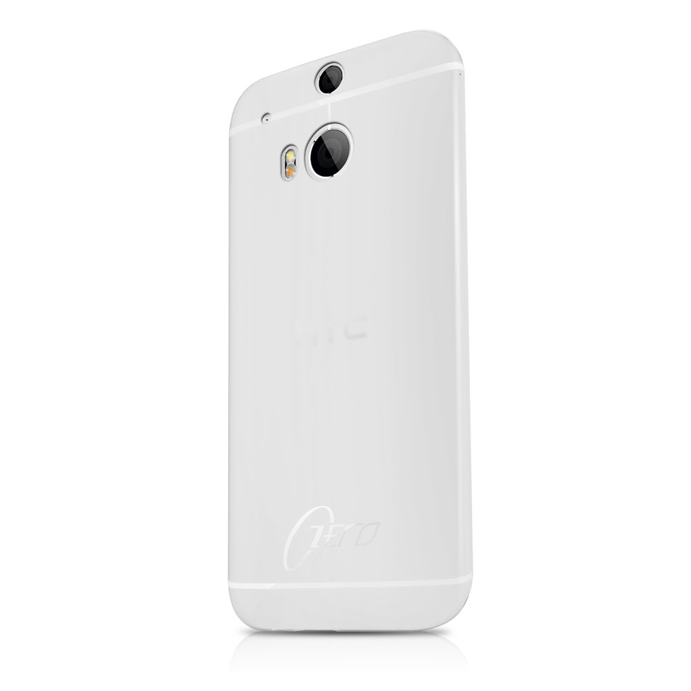Original ITSKINS Case Zero 360 HTC One M8 White Retail