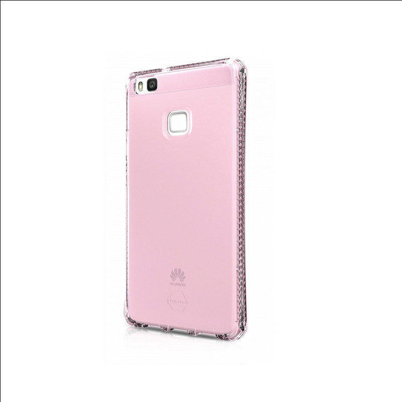 Original ITSKINS Case Spectrum Huawei P9 Lite Clear Light Pink Retail