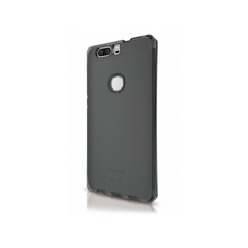 Original ITSKINS Case Spectrum Honor V8 Black Retail