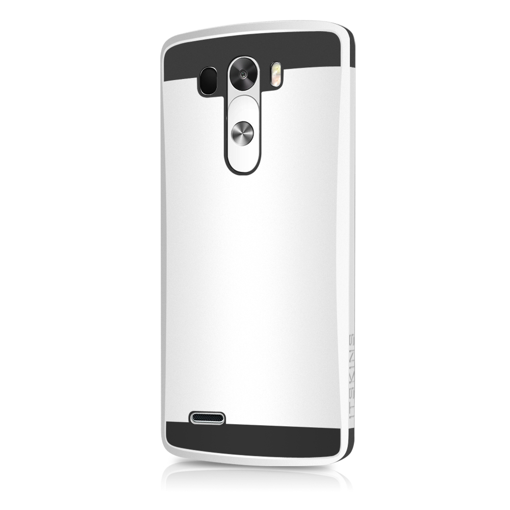 Original ITSKINS Case Evolution G3 White Retail