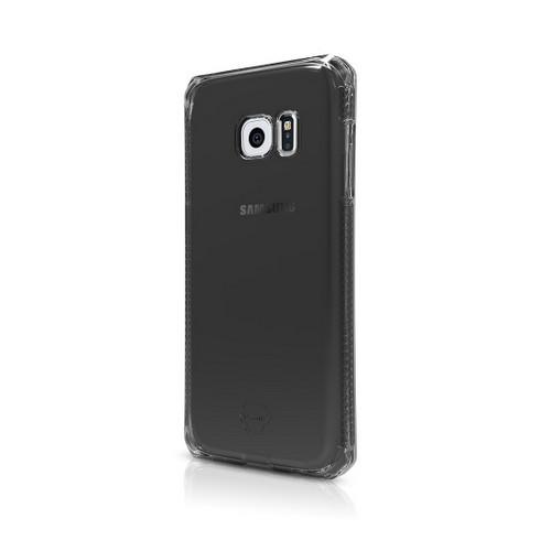 Original ITSKINS Case Spectrum Galaxy S7 Black Smoke Retail