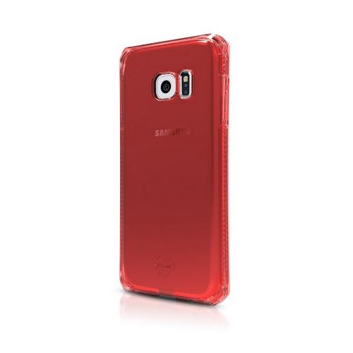 Original ITSKINS Case Spectrum Galaxy S7 Clear Red Retail